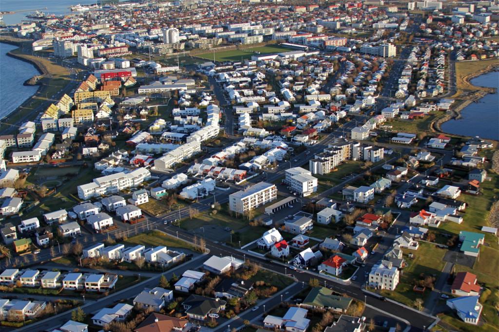 Reykjavik Yfirlitsmynd